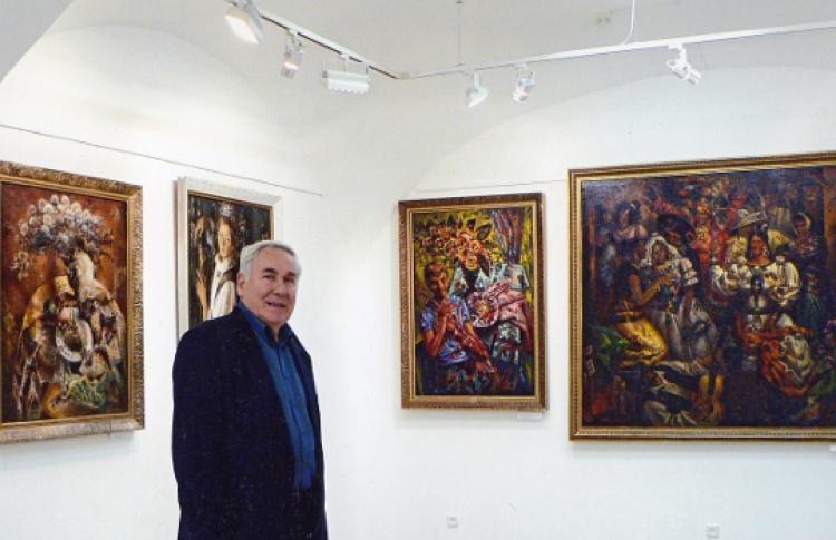 """Борис Бельмасов """"Реальность и фантазия"""""""