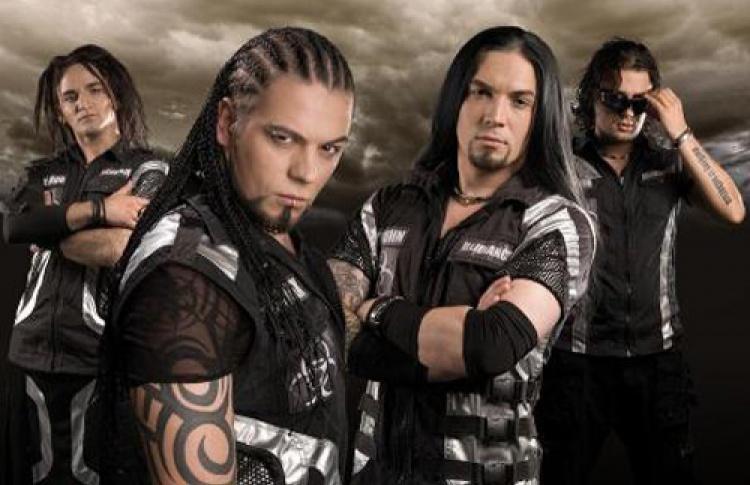 Illidiance, гости - Stalwart, Solerrain, Undeon, Moloh