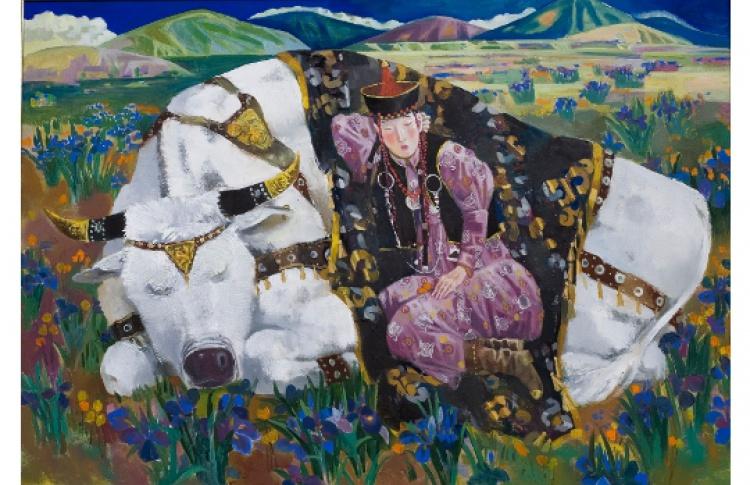 Страна у Байкала. Искусство и культура Бурятии