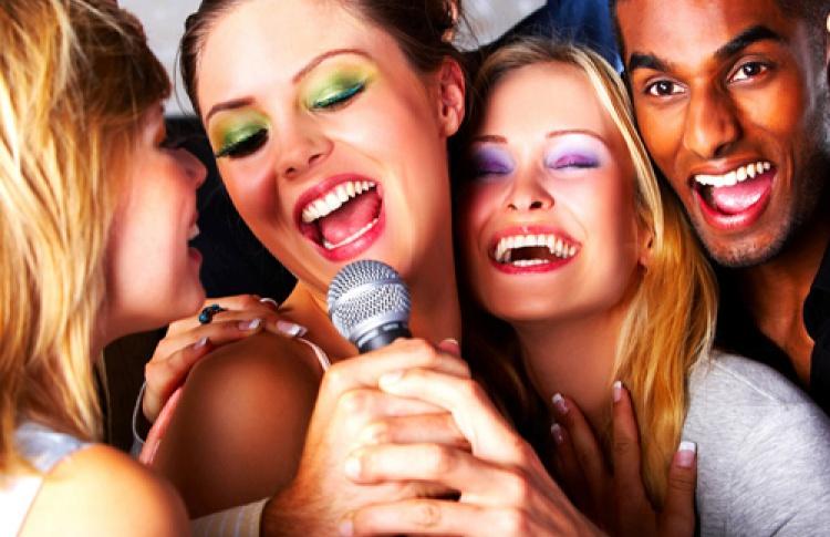 Открытие новой серии караоке-вечеринок Karaoke non stop!