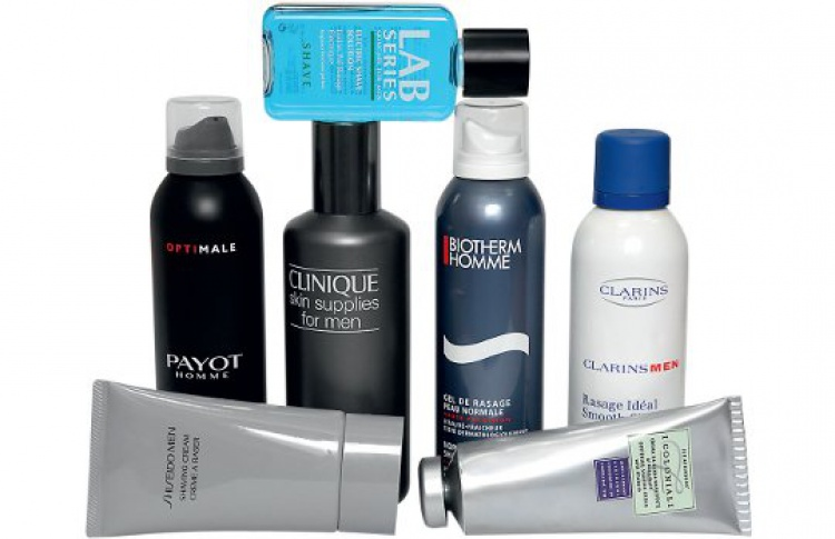 7средств для бритья