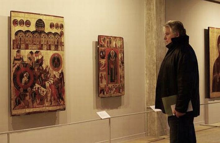 Частный исамый большой музей иконы появился вМоскве