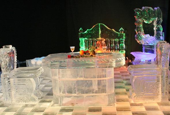 Музей льда в Сокольниках - Фото №0