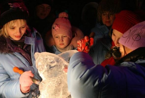 Музей льда в Сокольниках - Фото №2