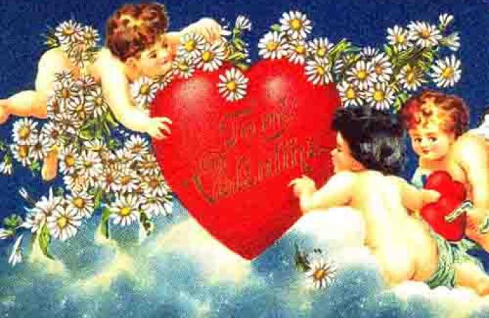 День Святого Валентина в«Карл иФридрих»
