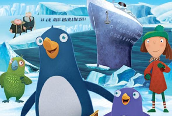 Пингвиненок Джаспер: Путешествие на край света - Фото №6