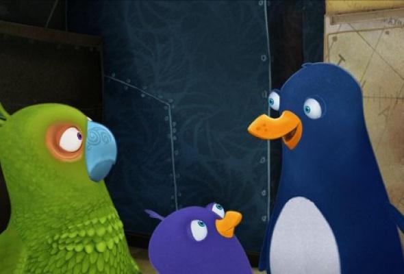 Пингвиненок Джаспер: Путешествие на край света - Фото №0