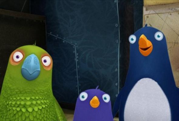 Пингвиненок Джаспер: Путешествие на край света - Фото №5