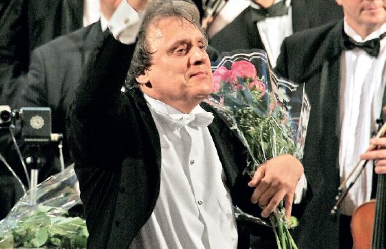 Симфонический оркестр и хор Государственного академического Большого театра