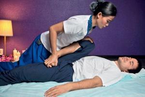Тайский массаж недорого