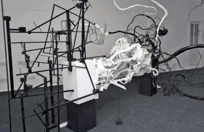 Язык искусства будущего— вновом проекте Нового музея