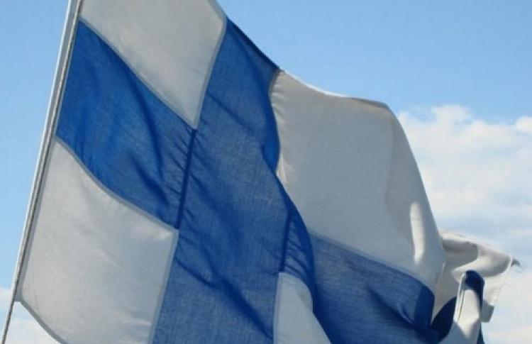 Новый визовый центр Финляндии