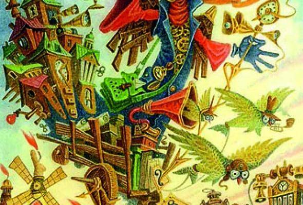 Яркая сказка преображенного города - Фото №2
