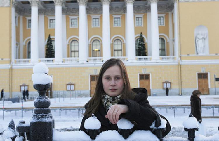 Юлия Минутина