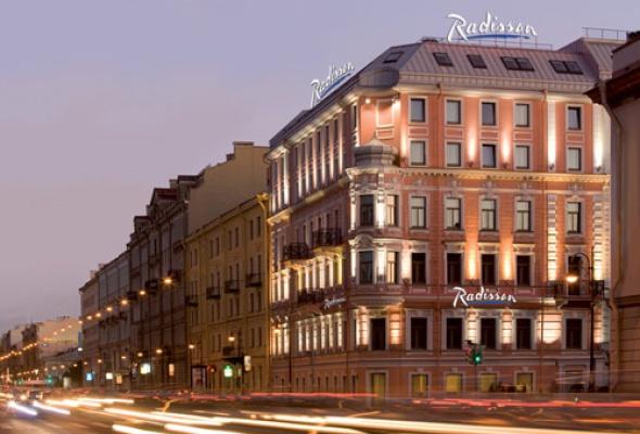 Radisson Sonya Hotel - Фото №3