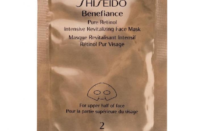 Тканевая маска Benefiance, Shiseido