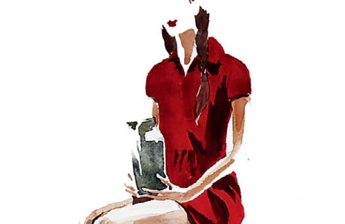 Красная— значит красивая
