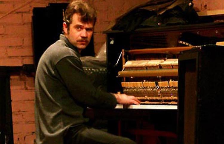 Алексей Лапин (фортепиано), Влад Быстров (саксофоны)