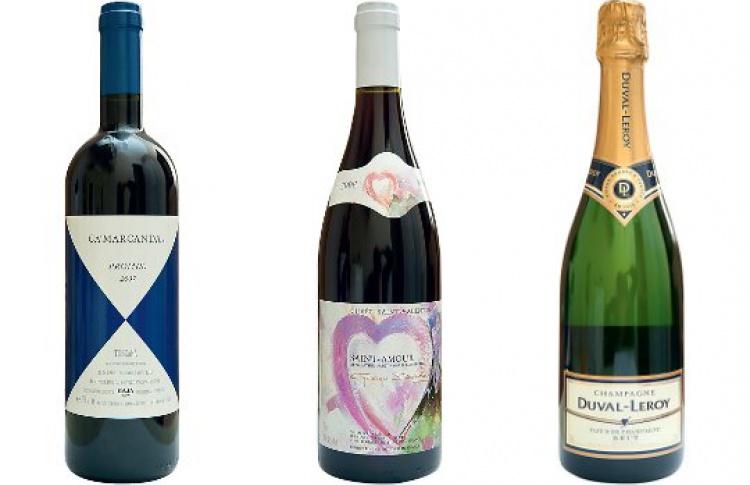 Вино для влюбленных