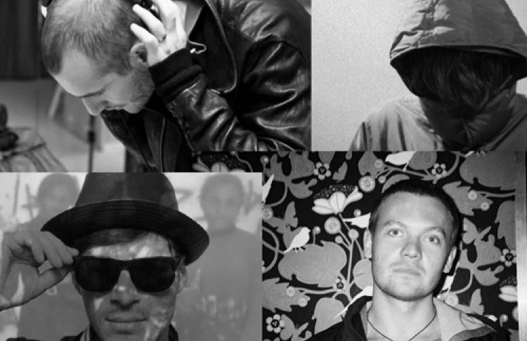 Paraplan Party. DJs Kalivas, Felix K, Super N, Moralez, Krjuk, SPDSC, Krjuk, Moralez