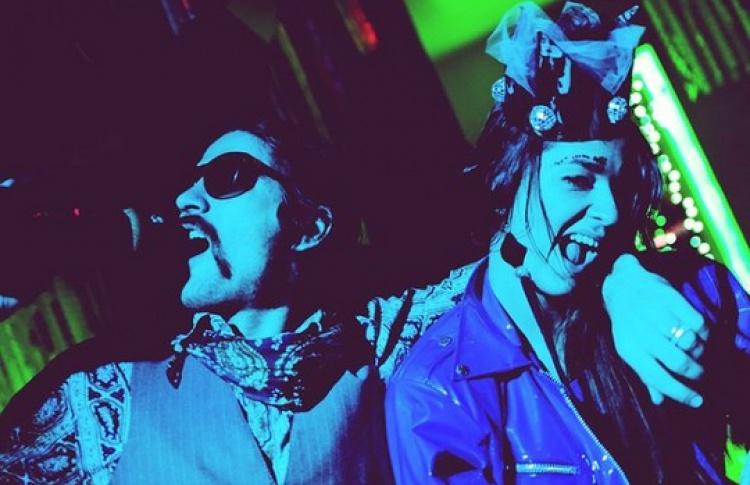 Mujuice (live), DJs A.T.Baht, Andrea, Push'n'Pull, Arshanitsa, VJ Antokhio