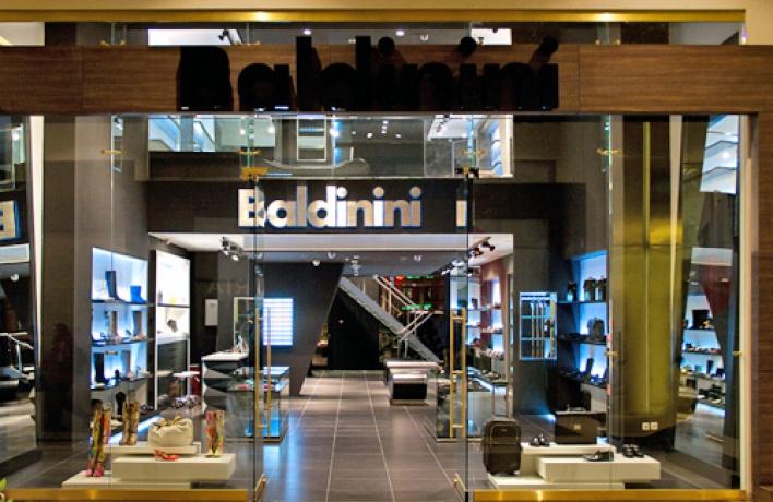 ВТРЦ «Галерея» открылся седьмой посчету бутик Baldinini
