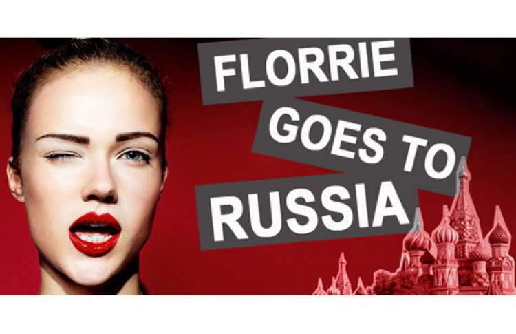 Florrie goes to Russia