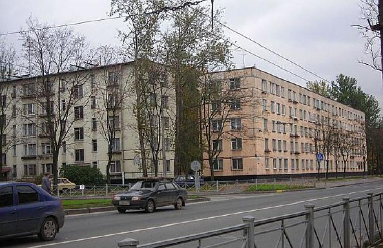 Сприходом Собянина перестали сносить пятиэтажки