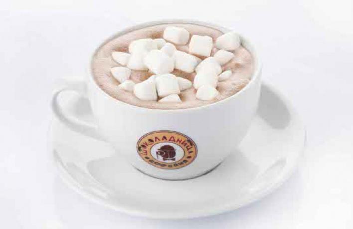 Зимние радости в«Шоколаднице»