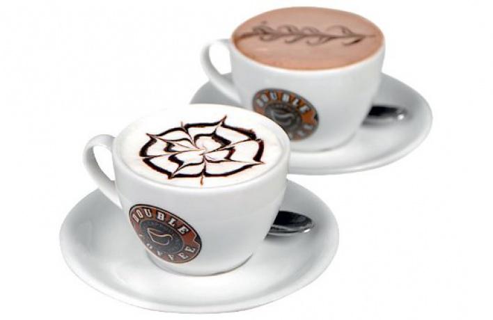 Открытие Double Coffee