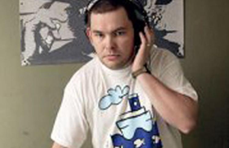 FFN First Year Party: DJ Синий Праздник