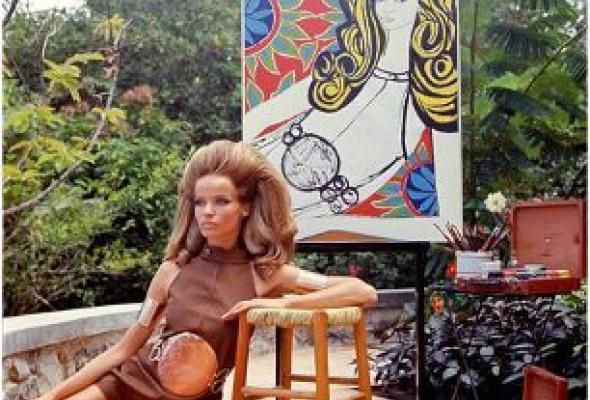 Первый покажет фильм оглавной красавице 60-х - Фото №0