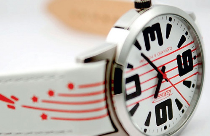 Часы «Ракета»