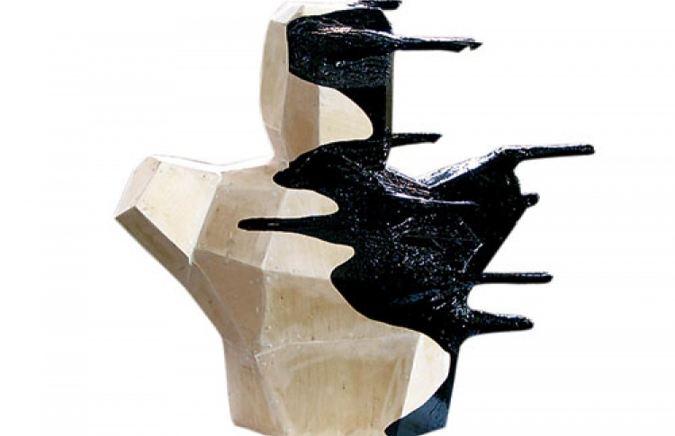 «Новая скульптура: хаос иструктура»