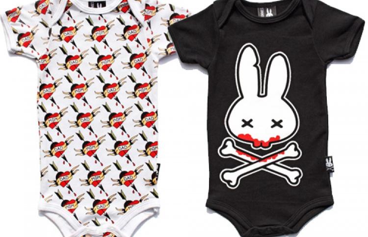 Одежда для рок-детишек