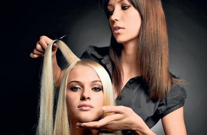 Керопластика для гладкости волос