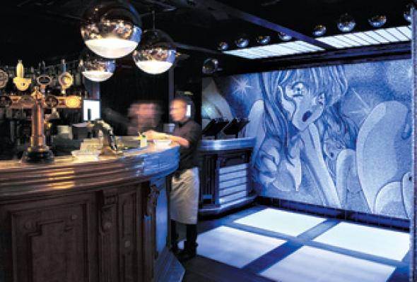 Denis Simachёv Shop&Bar - Фото №1