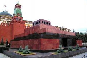 Мавзолей Ленина закрывают