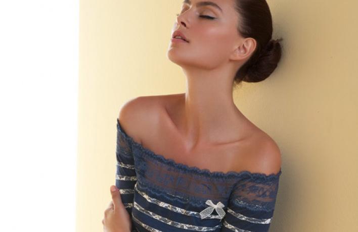 Fashion показ «Эстель Адони» вГалерее современного искусства Эрарта