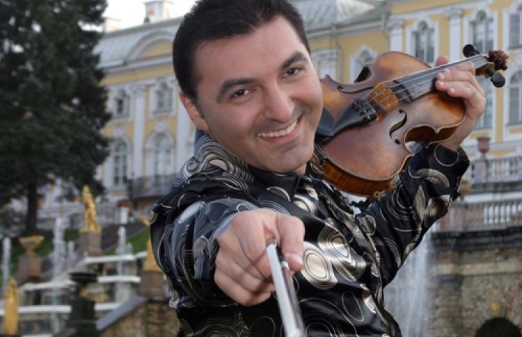 Тигран Петросян (скрипка)