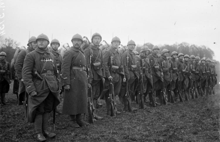 Солдаты России. Русский экспедиционный корпус во Франции 1916-1918 гг.