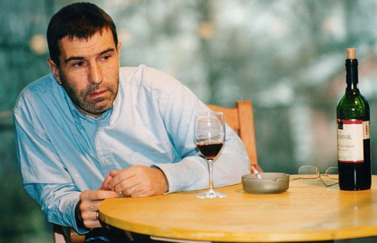 Гришковец закрыл ЖЖинаписал новую книгу
