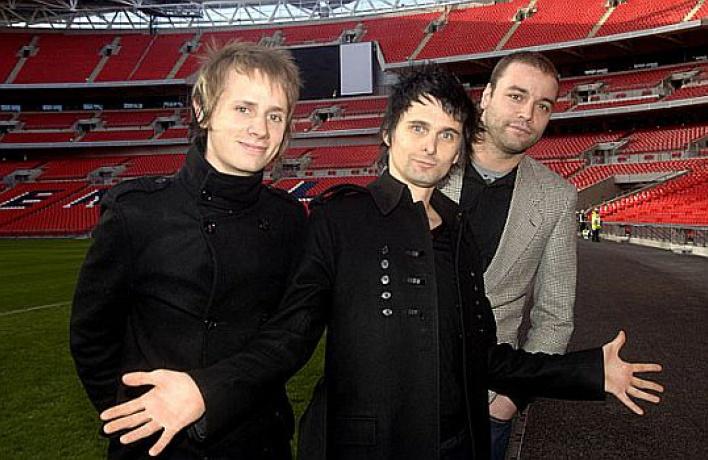 Muse сыграют унас вмае