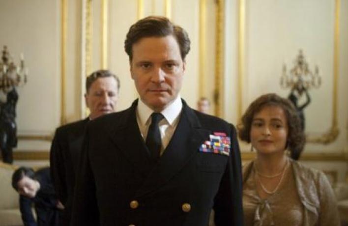 Оскары: Король говорит! удалил «Социальную сеть»