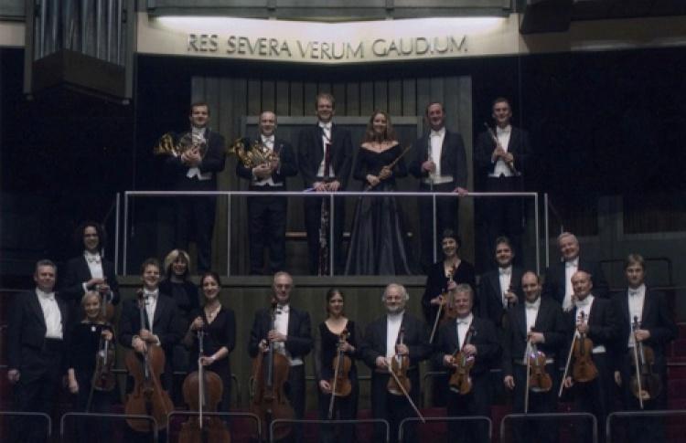 Бах-оркестр Лейпцигского Гевандхауса (Германия), дирижер К. Функе