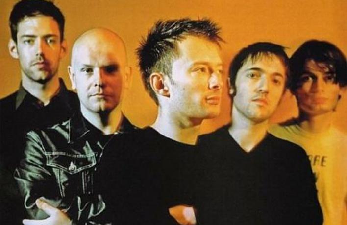 Вышел новый альбом Radiohead