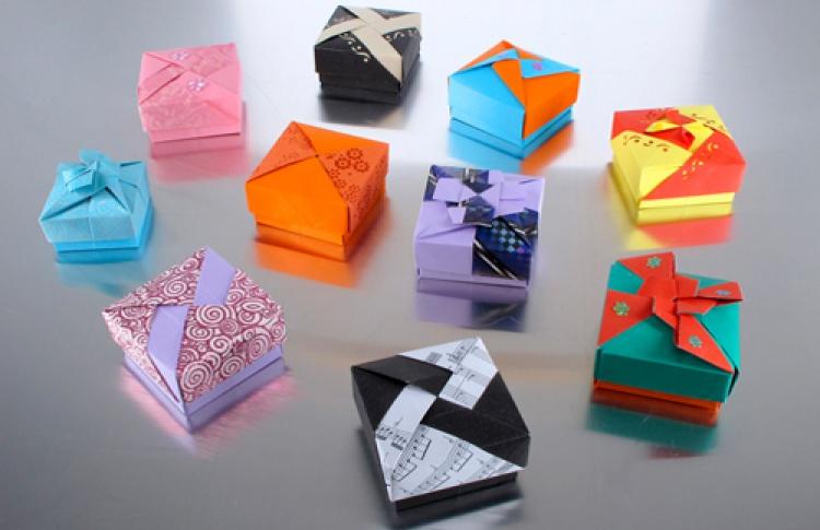 Основы оригами
