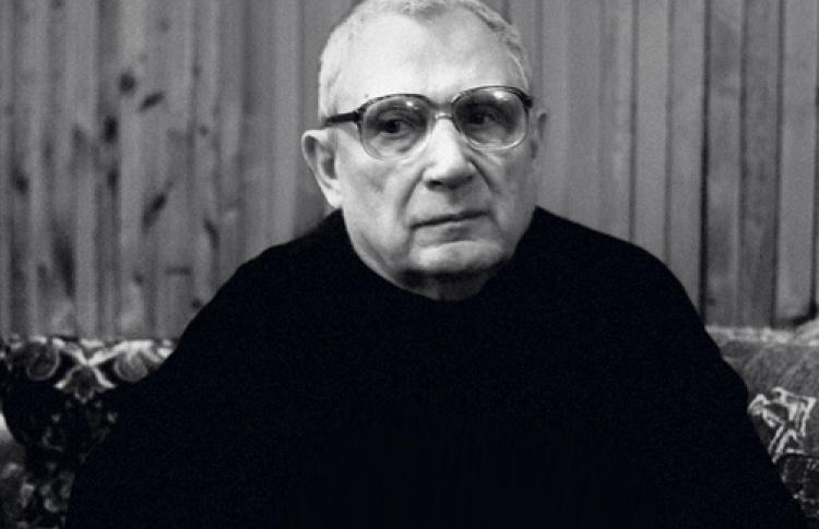 Писатель Юрий Мамлеев