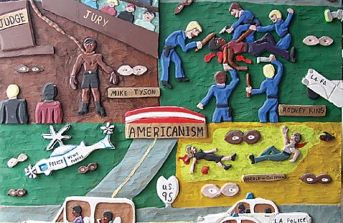 «Американизм» изколлекции Артемия Троицкого