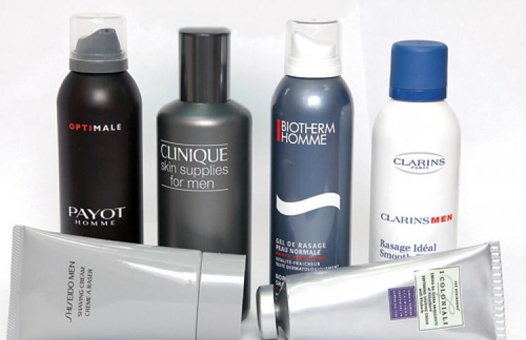 6средств для бритья